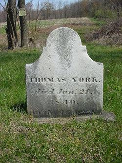 Thomas York