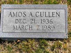 Amos Arthur Cullen