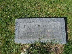 Daisy <i>Brumett</i> Allen