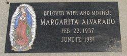 Margarita <i>Cortez</i> Alvarado