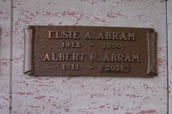 Albert Raymond Abram