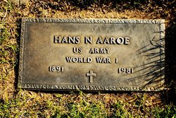 Hans N Aaroe