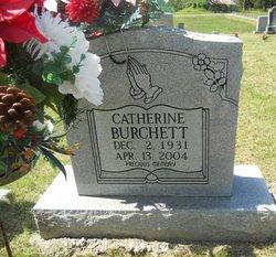Catherine <i>Cape</i> Burchett
