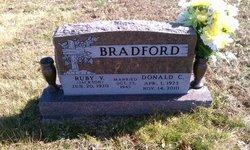 Donald C Bradford