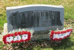 Rev Chester R Pierce