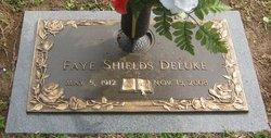 Faye <i>Shields</i> Deluke