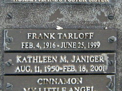 Frank Tarloff