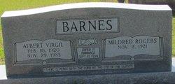 Albert Virgil Barnes