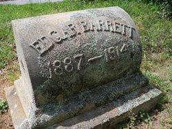 Edgar Barrett