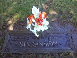 Geraldine Frances Gerry <i>Miles</i> Simonson