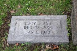 Lucy B. <i>Schultz</i> Ash