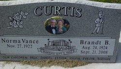 Norma <i>Vance</i> Curtis