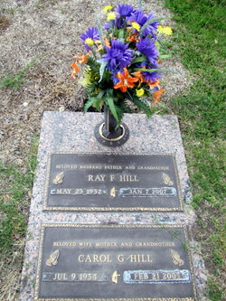 Carol <i>Gilby</i> Hill
