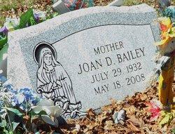 Joan D Bailey