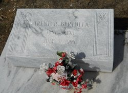 Irene <i>Robinson</i> Bertolla