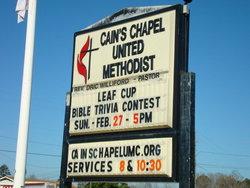 Cains Chapel Methodist Church