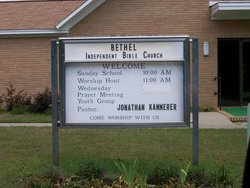 Bethel Independent Bible Church Cemetery