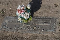 Lillie M <i>Bristow</i> Anderson