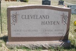 Crystal <i>Corson</i> Hayden