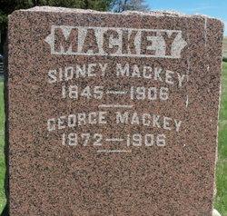 George Mackey