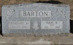 Isaac H. Red Barton