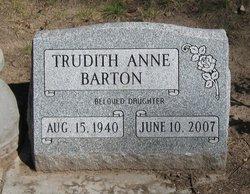 Trudith Anne Barton