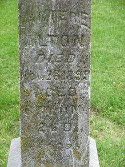 Carter Evans Alton