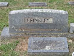 Effie Jane <i>Zachry</i> Brinkley