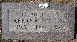 Ralph John Abernathy