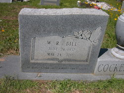 William R. Bill Cockerham