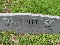 Alma <i>Mullins</i> Albert