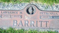 Lawrence M Barritt