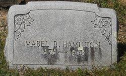 Mabel B Hamilton