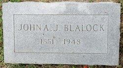 John Allen Justice Blalock