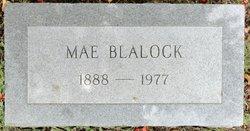 Minnie Mae Blalock