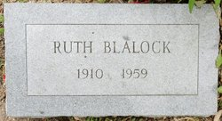 Ruth Blalock