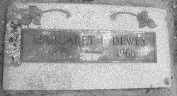 Margaret L. Dewey