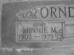 Minnie M. Orndorff