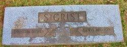 Lewis Marion Sigrist