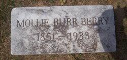 Mary J. <i>Burr</i> Berry