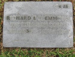 Richard E Clemmons