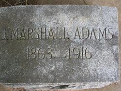James Marshall Adams