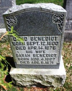 David Benedict