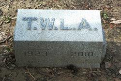 Thomas William Ludlow Ashley