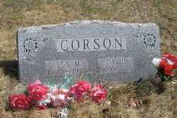 Ella M Corson