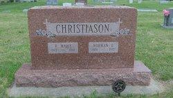 Viola Marie <i>Moran</i> Christiason