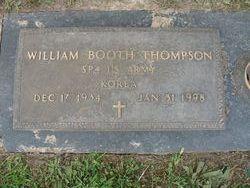 William Booth Thompson