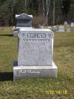 Elizabeth M. <i>Rock</i> Brown