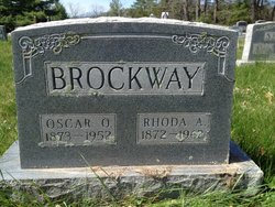 Rhoda A Brockway