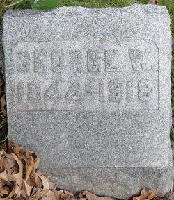 Pvt George W Ampey